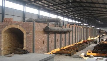 tunnel kiln refractory brick