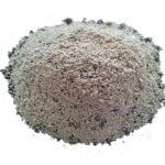 SiC bonded refractory castable