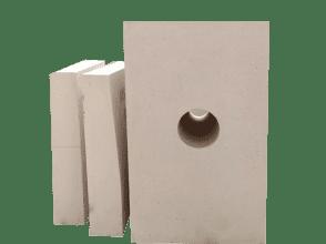 fused cast AZS brick