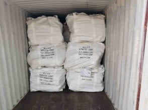 refractory cement packing