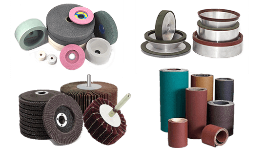 abrasives for grinding wheels